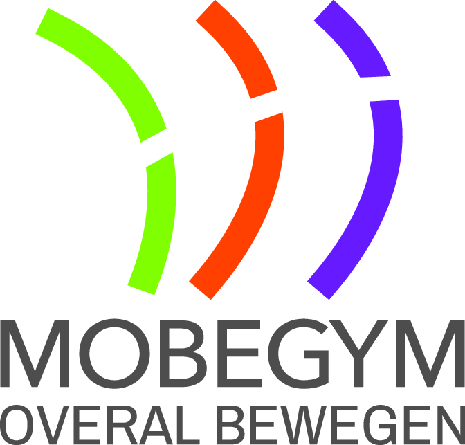 Logo MobeGym kleur